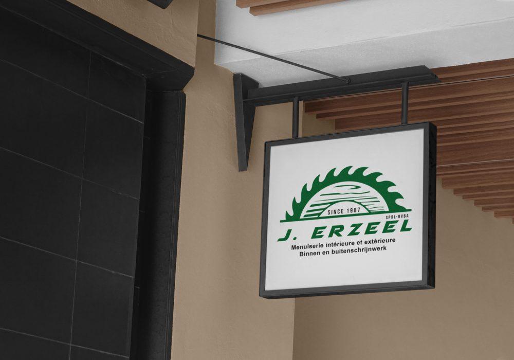J. Erzeel - logo